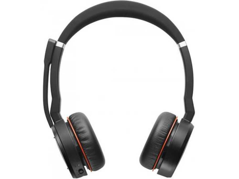 Jabra Evolve 75 Stereo UC incl. Link 370  (USB / Bluetooth) € 279.95