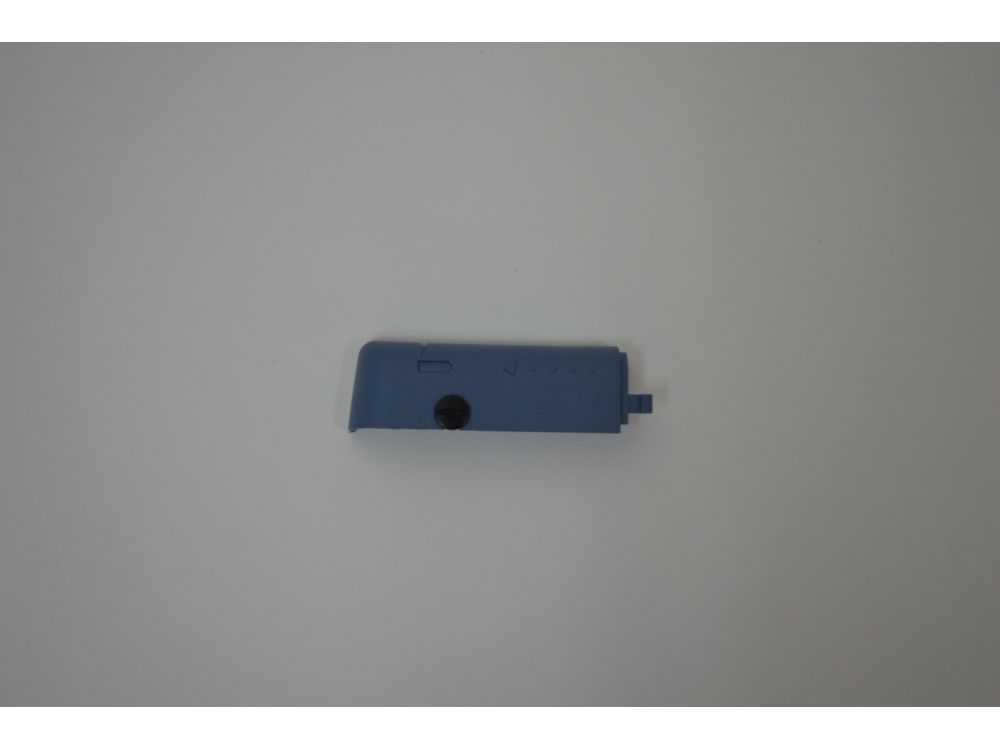 Battery Cover + Lock H914 steel grey € 12.95