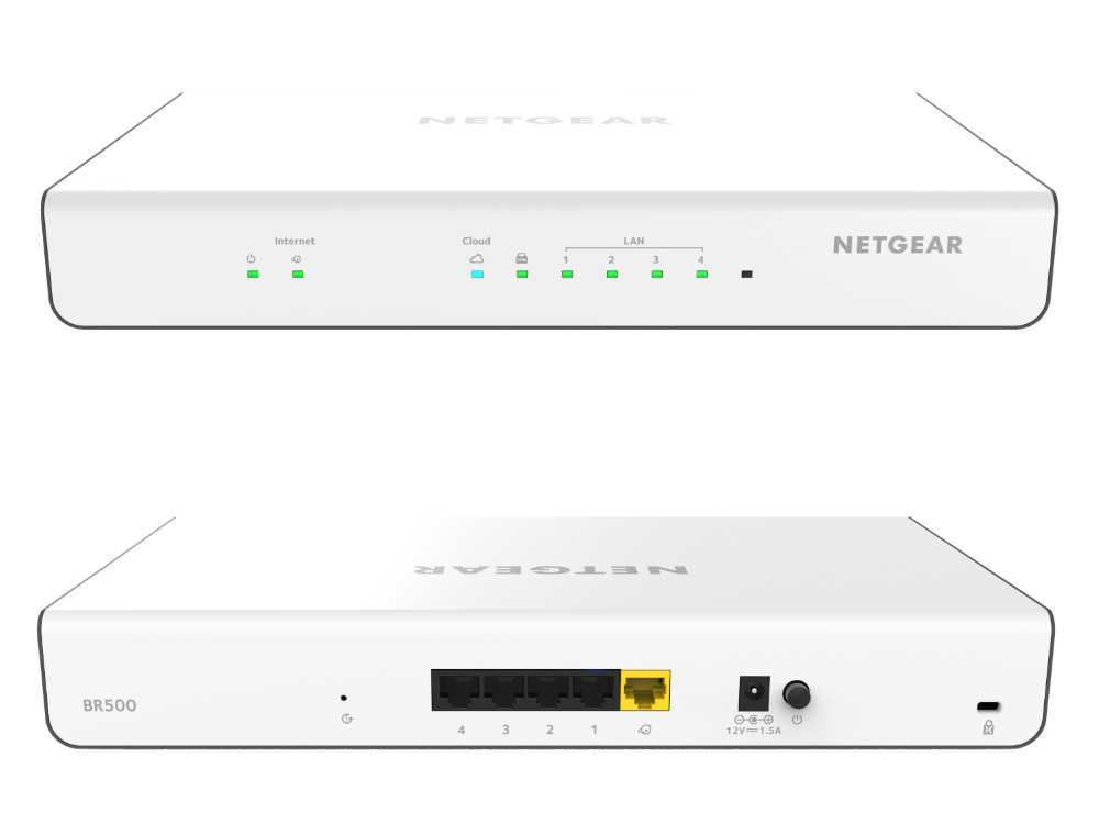 Insight BR500 Instant VPN Router € 322.95
