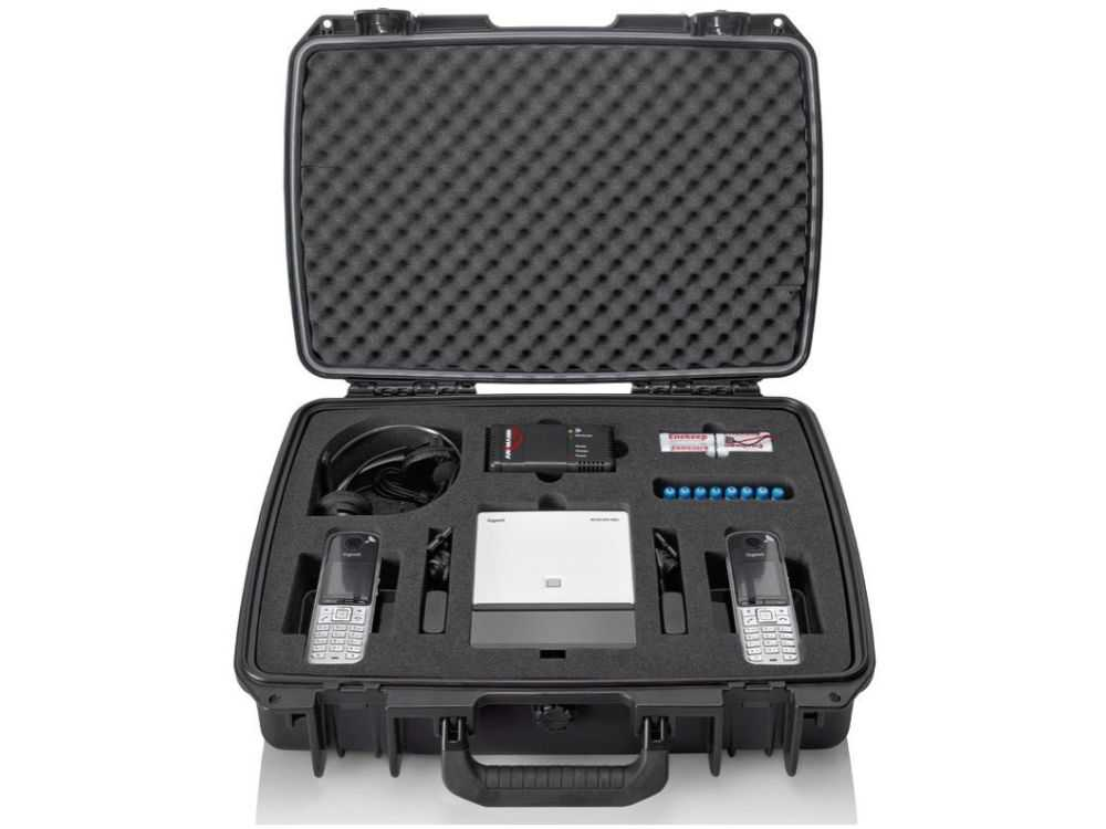 Gigaset N720/N870 SPK PRO DECT IP SPK  - Site Planning Kit € 1150.95
