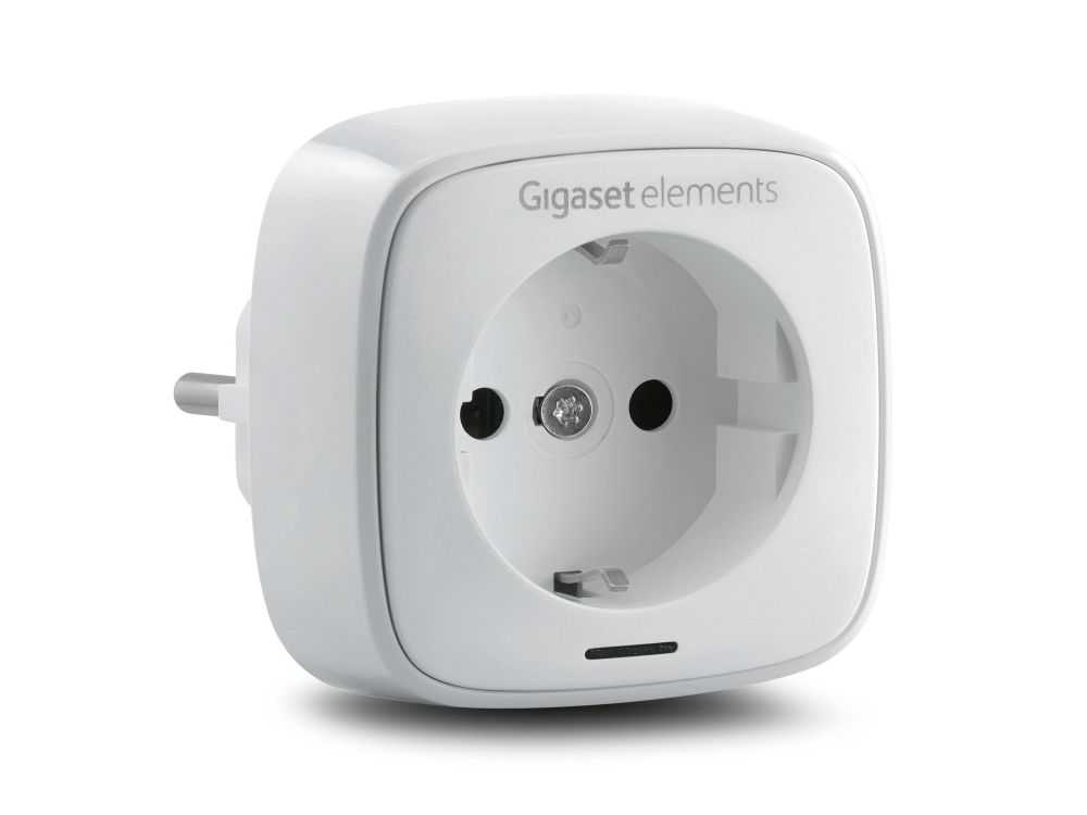 Gigaset Elements Plug white € 49.95