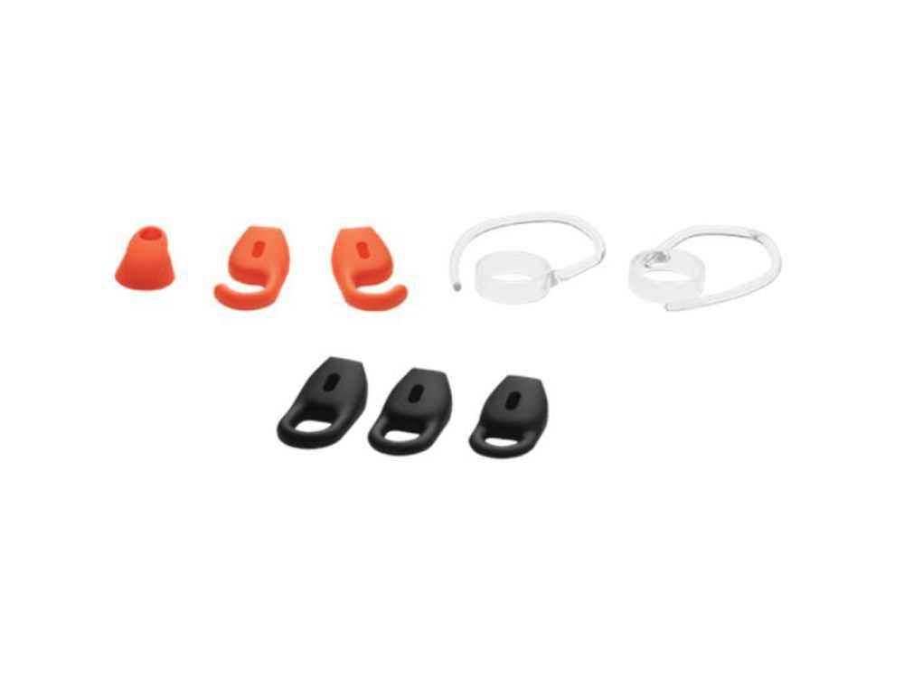 Eargel pack for Jabra STEALTH UC with 6 eargels  + 2 earhooks € 18.95
