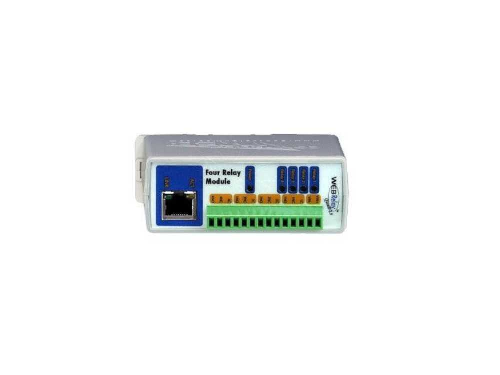 External IP Relay - 4 outputs, PoE € 202.95