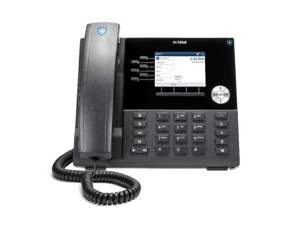 6920t IP Phone Antimicrobial € 283.95