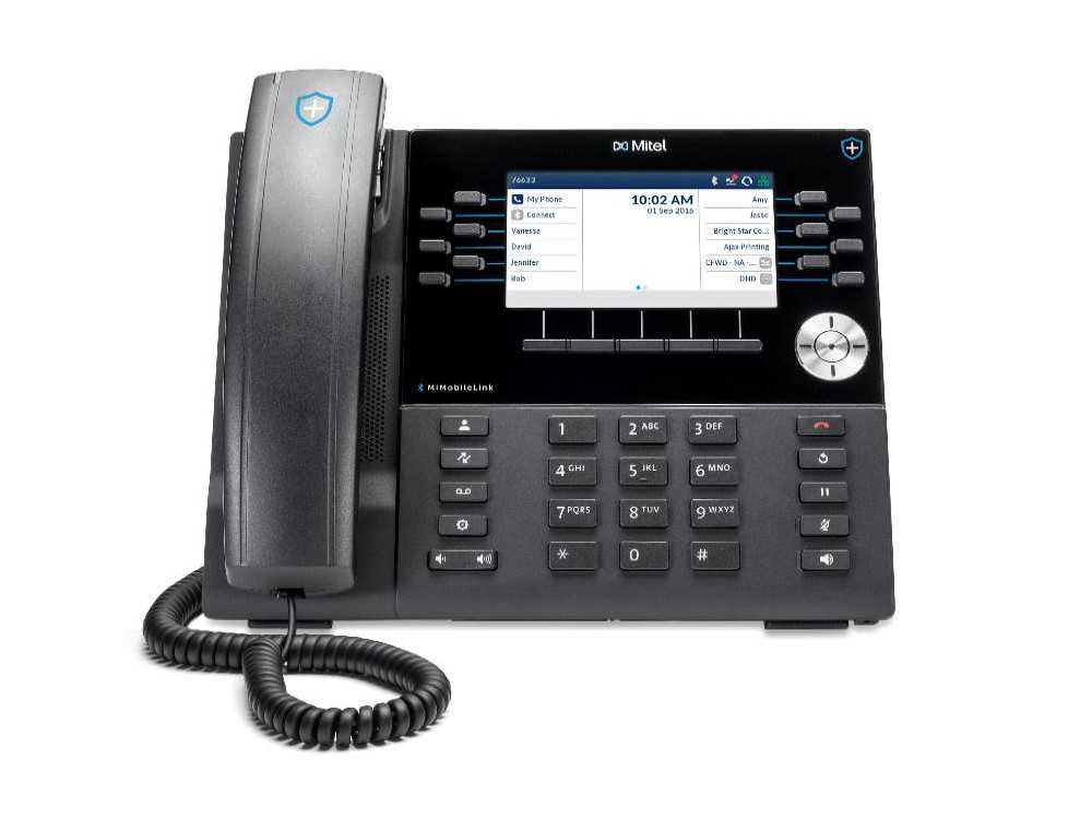 6930 IP Phone Antimicrobial € 395.95