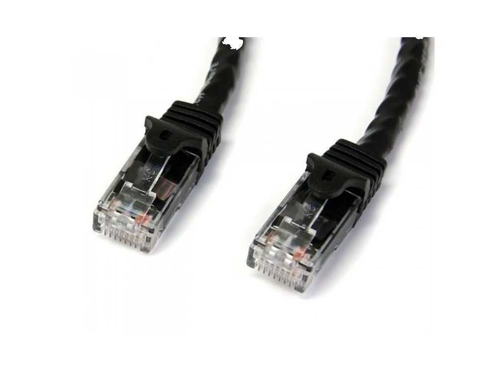 UTP patchcable black 0.5 m € 1.95